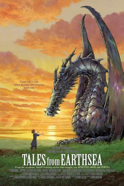Tales from Earthsea ศึกเทพมังกรพิภพสมุทร 2006 เดอะมูฟวี่ พากย์ไทย
