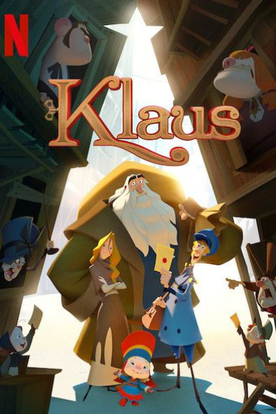 Klaus (2019) มหัศจรรย์ตำนานคริสต์มาส 2019 พากย์ไทย