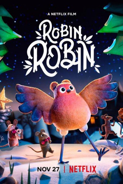 Robin Hinton โรบิน หนูน้อยติดปีก เดอะมูฟวี่ พากย์ไทย