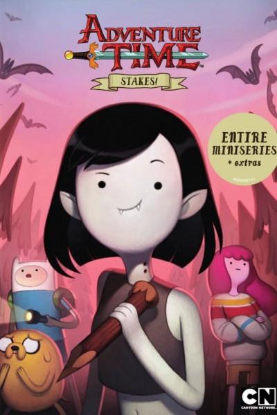 Adventure Time Stakes! Season 5 (2015) แอดแวนเจอร์ ไทม์ ซีซั่น 5 ตอนที่ 1-26 จบพากย์ไทย