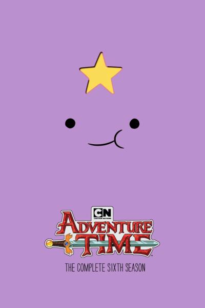 Adventure Time Season 6 แอดแวนเจอร์ ไทม์ ซีซั่น 6 ตอนที่ 1-22 จบพากย์ไทย